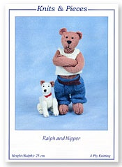 Ralph and Nipper25 and 10 cm