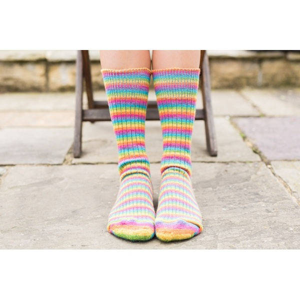West Yorkshire Spinners Luxury Blue Faced Leicester Socks - All Colours