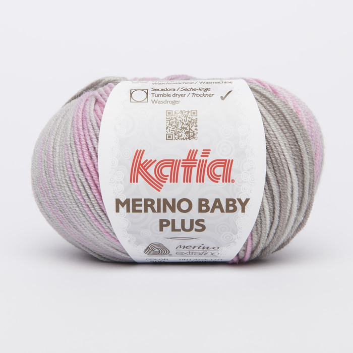 Katia Merino Baby Plus - All Colours