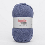 Katia Andes sock yarn 203