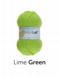 WYS Colour Lab DK Lime Green (198)