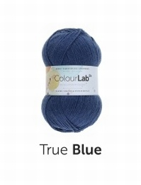 WYS Colour Lab DK True Blue 111