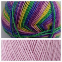 Winwick Mum WYS 4 Ply Wildflower & Sweet Pea