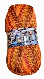 Woolcraft Pebble Chunky Wildfire 8042