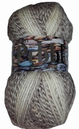 Woolcraft Pebble Chunky White C020
