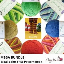 Winwick Mum WYS 4 Ply Seasons Mega Bundle