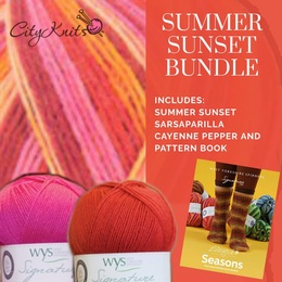 Winwick Mum WYS 4 Ply Summer Sunset BUNDLE