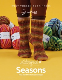Winwick Mum WYS Seasons Pattern Book